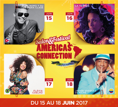 Festival Americas Connection au Cabaret Sauvage