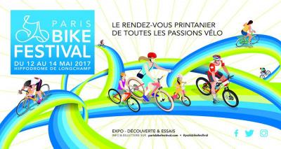 1ère édition du Paris Bike Festival du 12 au 14 mai