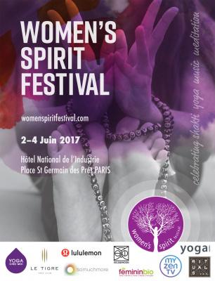 Women Spirit Festival à l'Hôtel de l'Industrie