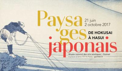 Exposition Paysages Japonais au Musée Guimet