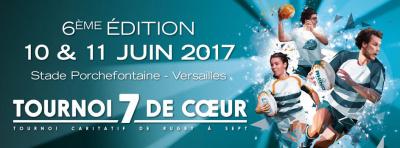 Rugby : Tournoi 7 de cœur à Versailles