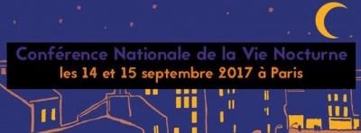 Conférence nationale de la vie nocturne à Paris en septembre