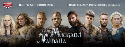 From Midgard to Valhalla : une convention Vikings à Paris !