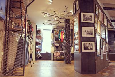 La marque Volcom ouvre son nouveau store parisien