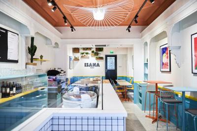 Petit-déjeuner en Amérique Latine avec Isana