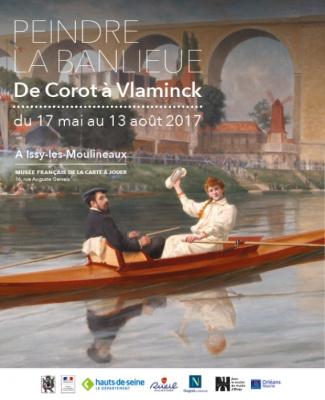 Peindre la banlieue, de Corot à Vlaminck, reprise de l'expo à Issy-les-Moulineaux