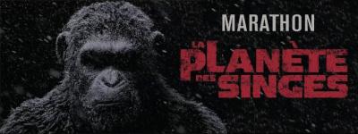Marathon La planète des singes au Grand Rex