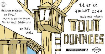 Festival TOUT Données au Doc de Paris