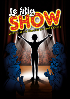 Le big show au Théâtre Le Bout, c'est tout l'été