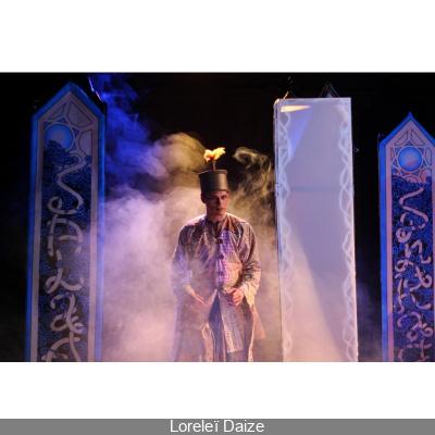 Aladdin, spectacle pour enfants au Lucernaire