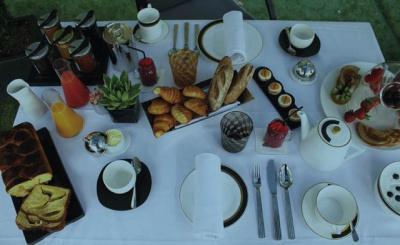 L'Hôtel du Collectionneur remporte le trophée du petit déjeuner gourmand