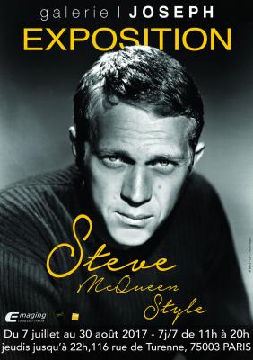 Exposition Steve McQueen à la galerie Jospeh Paris