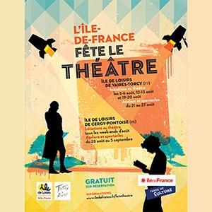 L'île-de-France fête le théâtre !