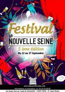 Festival de La Nouvelle Seine 2017