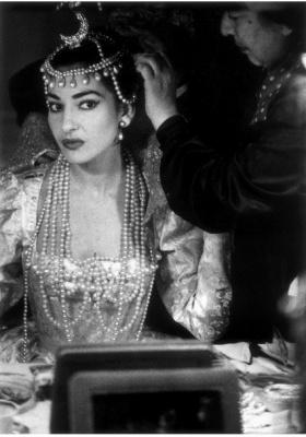 Exposition Maria Callas à l'Institut culturel italien