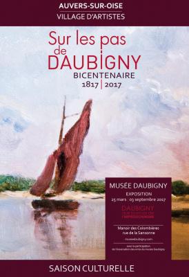 Journées du patrimoine 2017 : Sur les pas de Daubigny à Auvers-sur-Oise