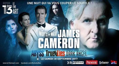 Nuit au Max : Nuit James Cameron