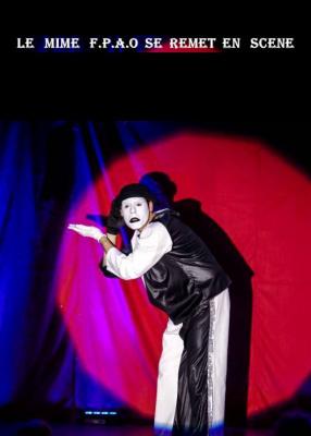 Le mime F.P.A.O. se remet en scène au Théâtre du Gouvernail