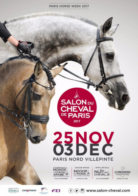 Salon du cheval de paris 2017 for Salon du chien 2017 paris
