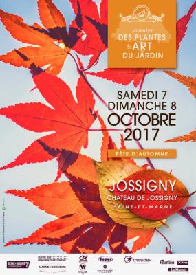 Fête des plantes 2017 au Château de Jossigny