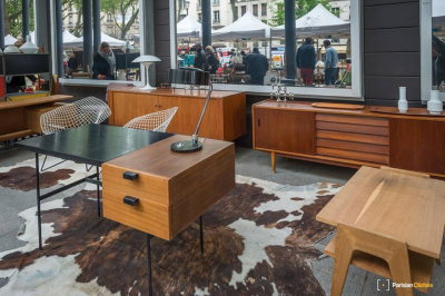 Brocante Design à Paris 5ème