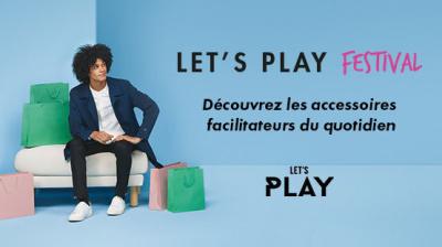 2ème édition du Let's Play Festival aux Passages de Boulogne-Billancourt