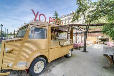 La Baracca : premier resto truck de la capitale