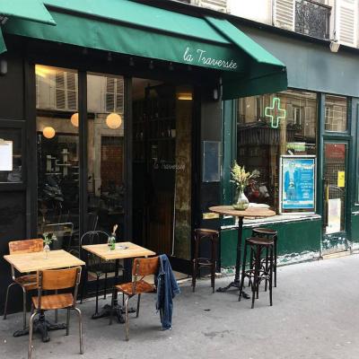 On a testé La Traversée, restaurant à Montmartre