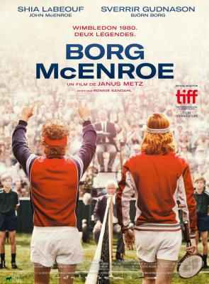 Borg McEnroe bientôt au cinéma