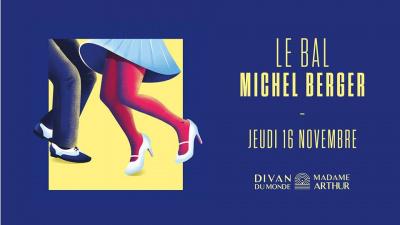 Le bal Michel Berger au Divan du monde