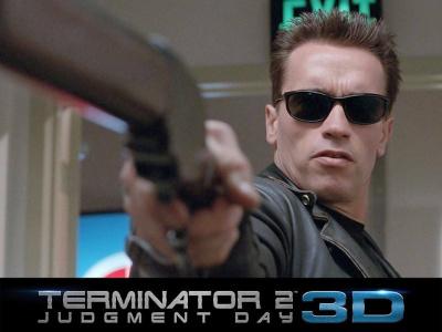 Terminator 2 en 3D au Grand Rex