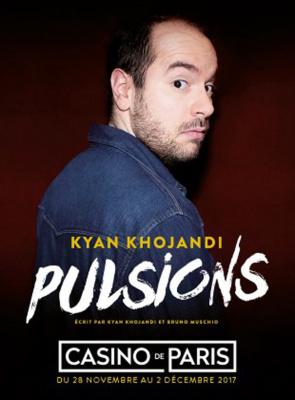 Kyan Khojandi à l'Européen
