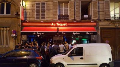 Au Taquet, le bar pas cher du 9ème arrondissement