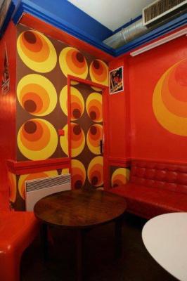 Bar L'Orange Mécanique à Parmentier