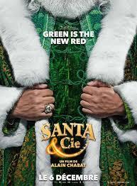 Santa & Cie : le film de Noël d'Alain Chabat !
