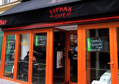 Le Syphax Café et ses pintes à 3 euros !