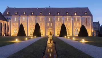 Réveillon 2018 du Nouvel An à l'Abbaye de Royaumont