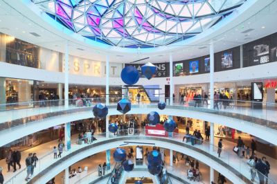 Le Centre Commercial Beaugrenelle Lance Son Black Friday