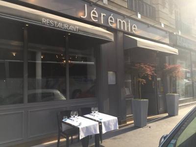 Restaurant Jeremie dans le 16ème arrondissement