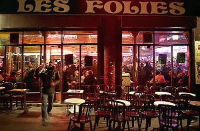 Aux Folies, le bar incontournable de Belleville