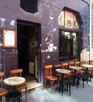 Le Dix Bar, pour vos soirées à Odéon !