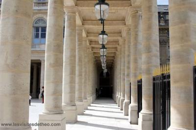 Le Paris de l'argent : visites insolites de la capitale