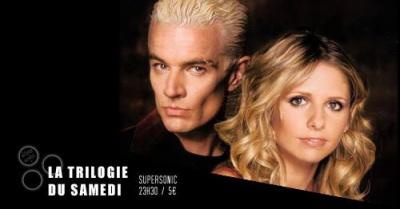 La trilogie du samedi : nuit 90s 2000s au Supersonic !