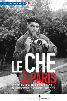 Le Che à Paris : expo gratuite à l'Hôtel de Ville