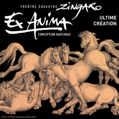 Ex Anima au Théâtre Équestre Zingaro