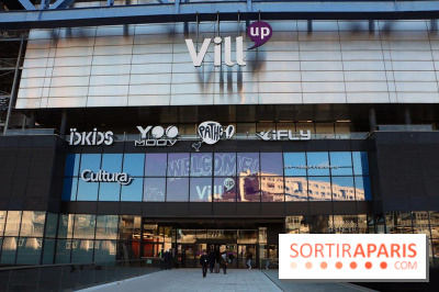 Vill 39 up le centre commercial et loisirs de la villette - Centre commercial porte de la villette ...