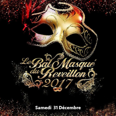 SALONS DU LOUVRE REVEILLON BAL MASQUE EYES WIDE SHUT 2017