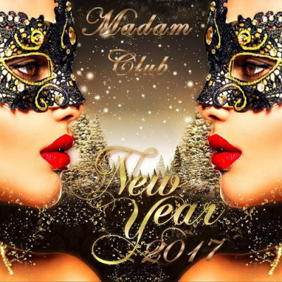REVEILLON MASKS PARTY AU MADAM CLUB CHAMPS ELYSEES A VOS MASQUES