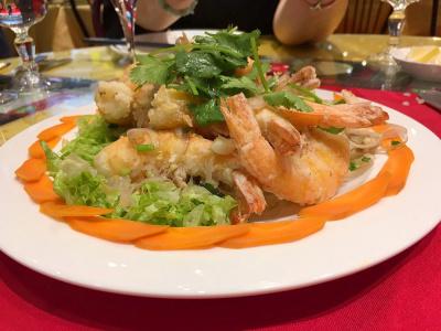 New World, le restaurant asiatique