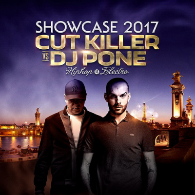 SHOWCASE NYE 2017 : CUT KILLER Vs DJ PONE (HipHop Vs Electro)
